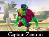 Captain Zenuun
