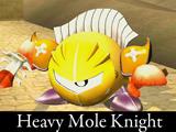Heavy Mole Knight