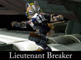 Lieutenant Breaker
