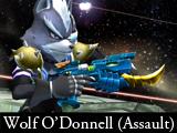 Wolf O Donnell (Assault)