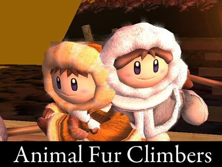 Animal Fur Climbers I