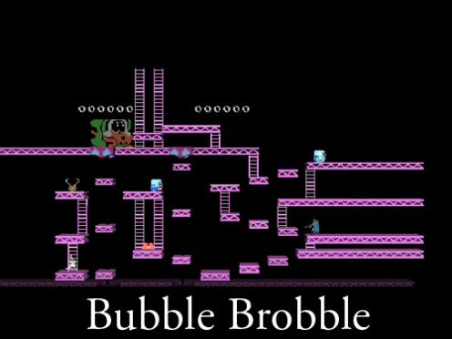Bubble Brobble I