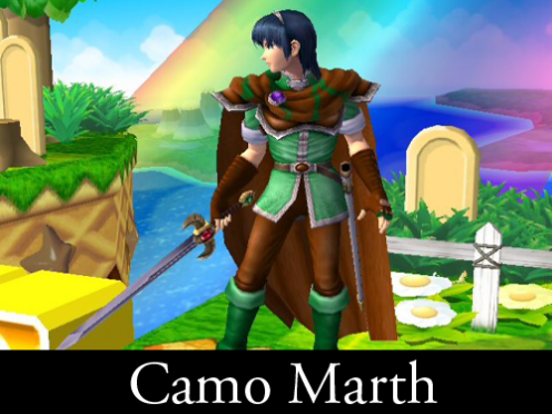 Camo Marth I
