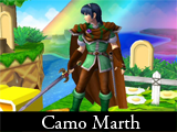 Camo Marth