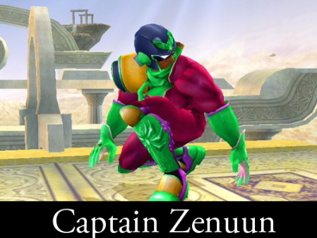 Captain Zenuun I