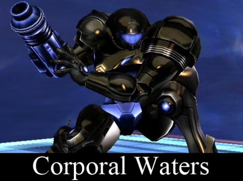 Coporal WatersI