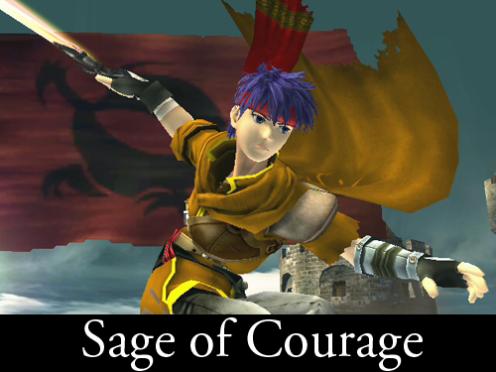 Courage I