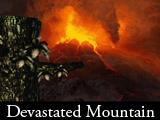 Devastated Mountain