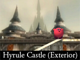 Hyrule Castle Ext