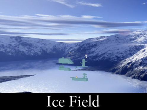 Ice Field I