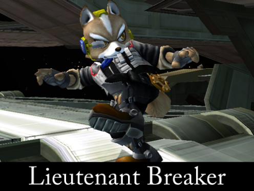 Lieutenant Breaker I