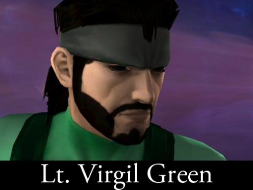 Lt. Virgil Green I