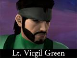 Lt. Virgil Green