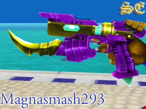 Magnasmash293 III