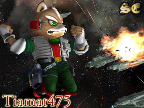 Fox McCloud (Assault) III