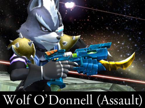 Assault Wolf I