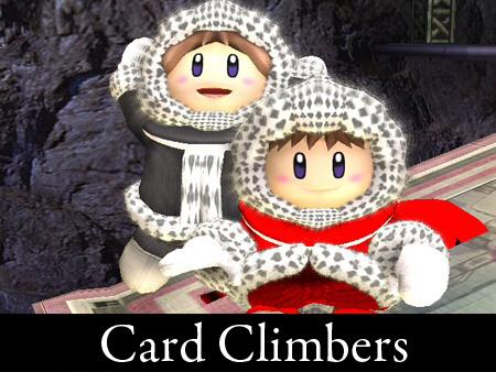 Card Climbers I
