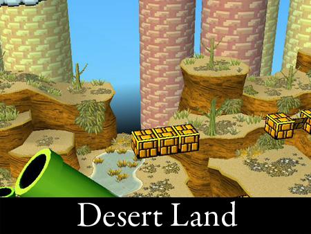 Desert Land I